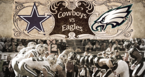 Eagles vs Cowboys Rivalry