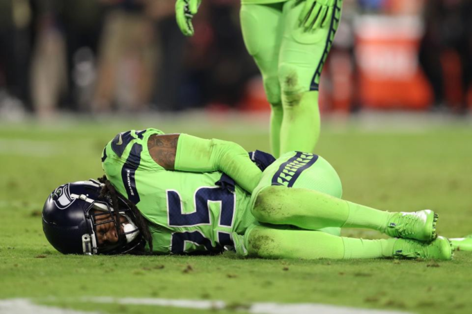 Richard Sherman Tore His Achilles