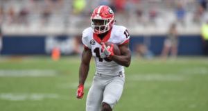 2019 NFL Draft RB Rankings